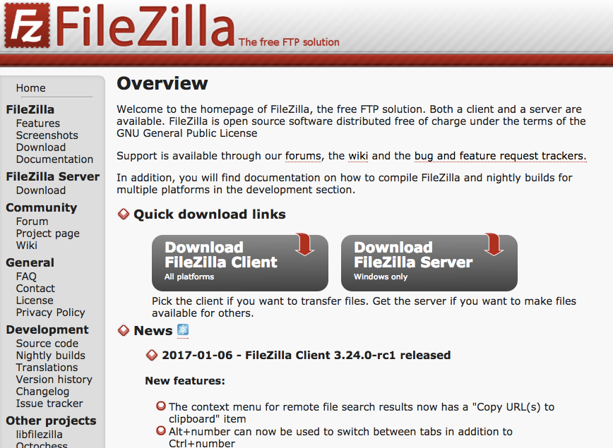 filezilla_-_the_free_ftp_solution
